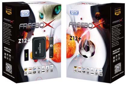 تحديث جديد لجهاز freebox . Z12+ بتاريخ 17-07-2020
